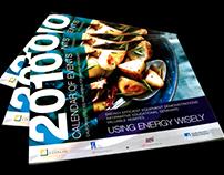 2010 Food Service Calendar SCE
