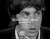 John Lennon exhibition