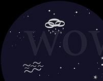 Typographic animations