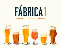 Fábrica 1 Cervejaria