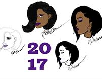 2017 Illustrations