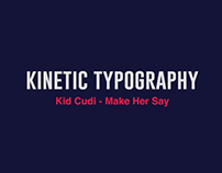 Kinetic Typography. Motion Graphics.