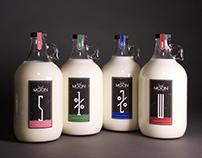 Moon Organic Milk