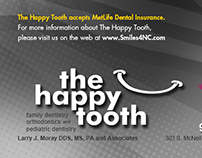"The Happy Tooth - 8.5""x11"" Flyer"