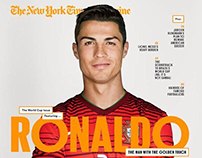 Covers, Thenewyorktimesmagazine,world cup issue.