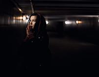 Девочка-ночь