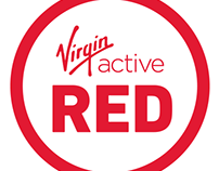 Virgin Active RED - Launch Teaser Campaign