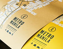 Metro Manila Lifestyle Map