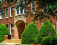 Burris Hall @ Wingate University