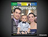 Revista O Empresário / Diagramação e Publicidade