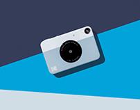 Kodak Printomatic Art Direction