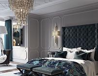 Flore et la faune Bedroom