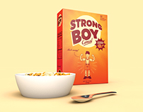Strong Boy Cereal