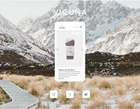 Minimal Alpaca Sock Online Store