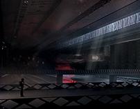 not so daily render - millenium bay