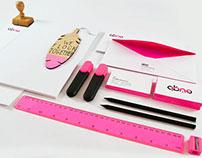 abno designs branding
