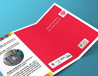 Projeto Comer, crescer e aprender - Folders