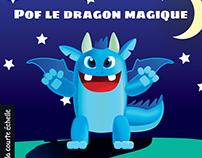 Pof le dragon magique (illustration)