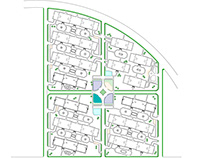 Architectural Design (Residential Complex)