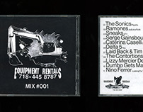 Equipment Rentals Mix #001