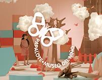 Papalote Museo del Niño. Relanzamiento.