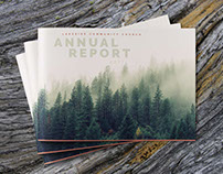 Lakeside Community Church Annual Report