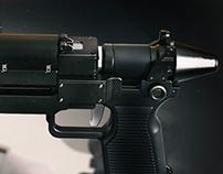 Thrawn blaster