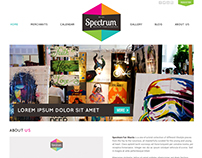 Spectrum Manila Web Design v2
