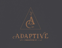 Adaptive Creative Co. Branding