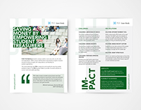 PEX Marketing Collateral Design