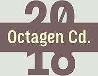 Octagen Condensed fonts