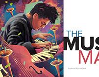 Nico Muhly Commission, Columbia Magazine