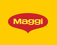 MAGGI MIXES RELAUNCH