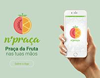N'Praça // Mobile App