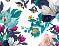 Tropical Floral Print | Summer 17/18