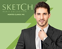 Campanha Montes Claros - Sketch Men's Collection