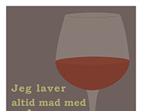 Vin plakat
