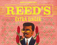 Reed's Ginger Brew