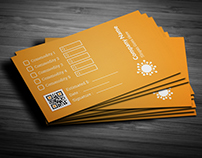Corporate Business Card on Graphicriver