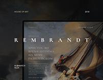 Rembrandt : Website
