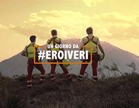 AMARO MONTENEGRO | UN GIORNO DA #EROIVERI
