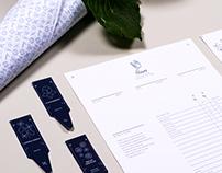 Flaura - small business branding