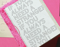 If you always need a stranger