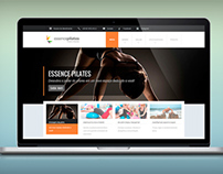 Essence Pilates [ Site: PC, Celular e Tablet ]
