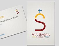 Via Sacra - Brand Identity