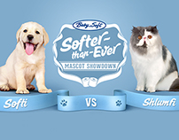 BABY SOFT Mascot Showdown