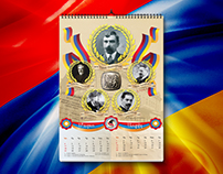 ARMENIAN INDEPENDENCE CALENDAR 2018