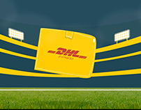 DHL Delivering Tries
