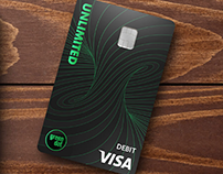 Green Dot Unlimited Card Design