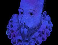 Cervantes Portrait